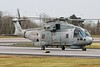 ZH864 / 66 AgustaWestland EH101 Merlin HM2 @ Newquay Airport 21.04.16