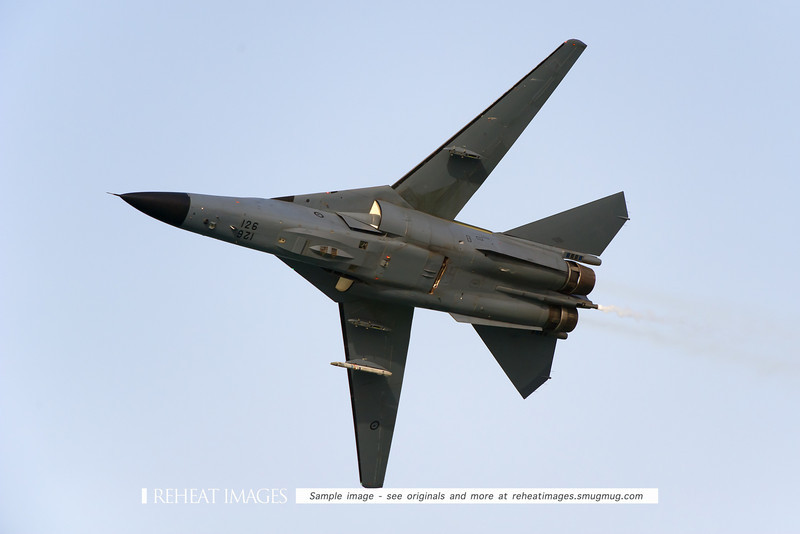 General Dynamics RF-111C A8-126 at Townsville