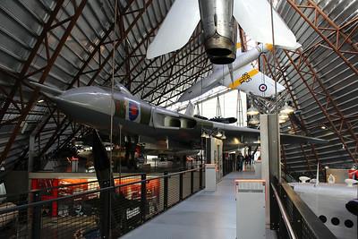 XM598 Avro 698 Vulcan B2 @ RAF Museum Cosford 24.09.13