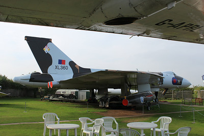 XL360 Avro 698 Vulcan B2A @ Midland Air Museum 24.09.13