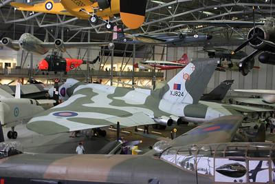 XJ824 Avro 698 Vulcan B2A @ Duxford 08.09.12