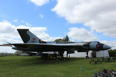 XM612 Avro 698 Vulcan B2 @ City of Norwich Aviation Museum 25.05.13