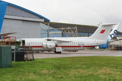 BAE RJ100
