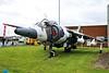 XZ991 / 07 BAE Systems Harrier GR3 @ RAF Cosford 19.06.16