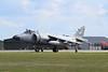 ZH813 / 13 / DD BAE Systems Harrier FA2 @ RNAS Culdrose 30.07.15