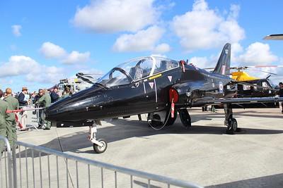 XX157 BAE Systems Hawk T1A @ RNAS Culdrose 30.07.15