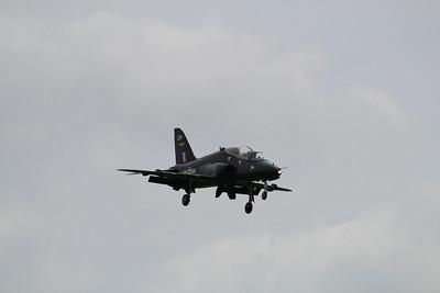 XX236 / 236 BAE Systems Hawk T1A @ RNAS Culdrose 27.06.13