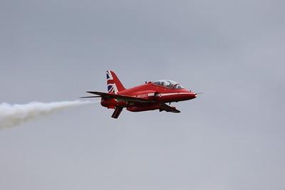 XX177 BAE Systems Hawk T1A @ RAF Cosford 19.06.16