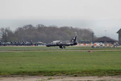 XX200 / CO BAE Systems Hawk T1A @ RAF Leeming 23.04.14