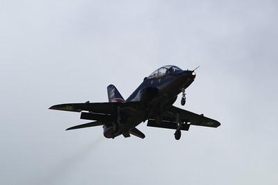 XX205 BAE Systems Hawk T1A @ RNAS Culdrose 06.05.14
