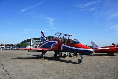 XX278 BAE Systems Hawk T1A @ Duxford 08.09.12