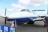 ZZ500 Beech Avenger T1 @ RNAS Yeovilton 11.07.15