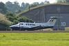 ZK452 Beechcraft King Air B200 @ RAF Cosford 19.06.16