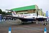 ZK460 / U Beechcraft King Air B200GT @ RAF Cosford 19.06.16