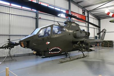70-15990 Bell AH-1 Cobra @ Army Air Corps Museum 10.07.13