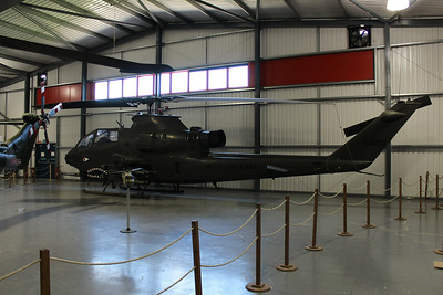 70-15990 Bell AH-1 Cobra @ Army Air Corps Museum 10.07.13