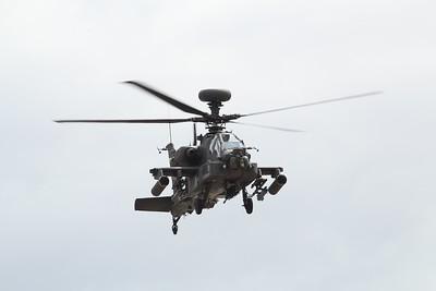 ZJ184 Boeing WAH-64D Apache AH1 @ RNAS Yeovilton 11.07.15