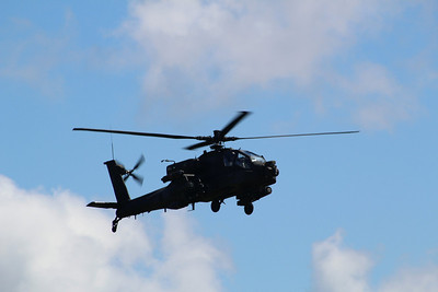 Q-16 Boeing AH-64D Apache - Koninklijke Luchtmacht 301Sqn arriving at RNAS Culdrose for the Air Day 23.07.13