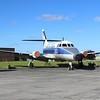 ZA111 British Aerospace Jetstream T2 @ RNAS Culdrose 30.07.15