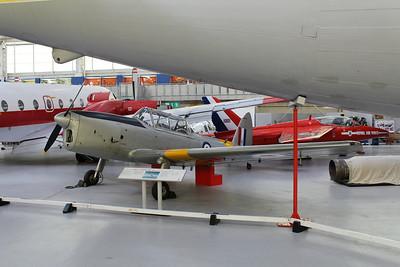 WP912 De Havilland Chipmunk T10 @ RAF Museum Cosford 24.09.13
