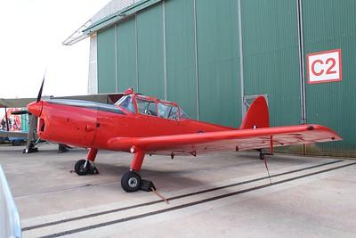 WP903 De Havilland Chipmunk T10 @ RNAS Culdrose 30.07.15