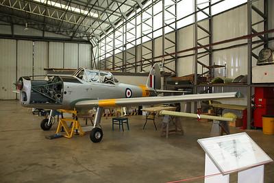 WK552 / WB711 De Havilland DHC-1 Chipmunk 22 G-APPM @ Duxford 08.09.12