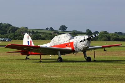 WG308 / 8 / G-BYHL De Havilland Chipmunk T10 @ RAF Cosford 19.06.16