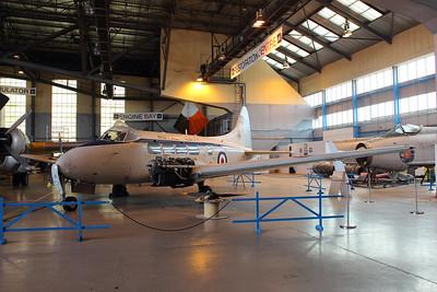 XK895 / G-SDEV De Havilland Sea Devon C2 @ Classic Air Force Newquay 01.11.14
