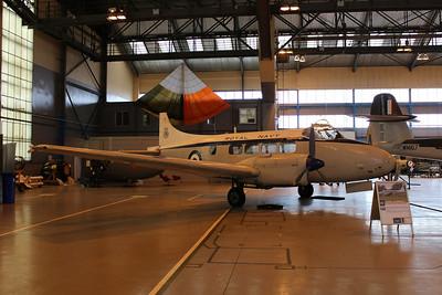 VP981 / G-DHDV De Havilland Devon C2 @ Classic Air Force Newquay 27.06.13