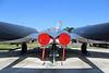 XJ580 De Havilland Sea Vixen FAW2 @ Tangmere Military Aviation Museum 09.07.13