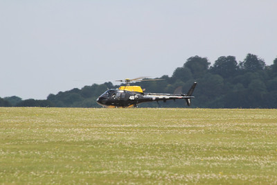 ZJ248 / 48 Aerospatiale / Eurocopter AS350BB Squirrel HT1 @ AAC Middle Wallop 10.07.13