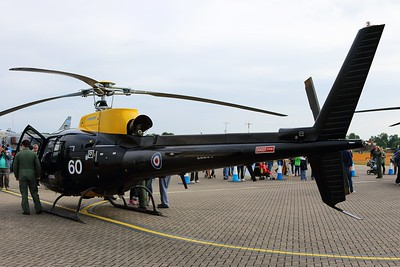 ZJ260 / 60 Aerospatiale / Eurocopter AS350BB Squirrel HT1 @ RAF Cosford 19.06.16