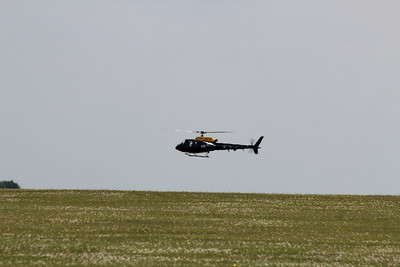 ZJ249 / 49 Aerospatiale / Eurocopter AS350BB Squirrel HT1 @ AAC Middle Wallop 10.07.13