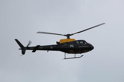 ZJ270 / 70 Aerospatiale / Eurocopter AS.350BB Squirrel HT1 @ RNAS Culdrose 23.07.13