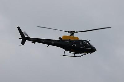 ZJ276 / 76 Aerospatiale / Eurocopter AS350BB Squirrel HT1 @ RAF Cosford 19.06.16