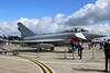 ZK344 Eurofighter Typhoon FGR4 @ RNAS Yeovilton 02.07.16