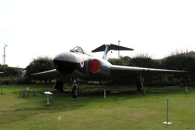 XA699 Gloster Javelin FAW5 @ Midland Air Museum 24.09.13