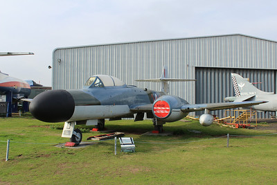 WS838 Gloster Meteor NF14 @ Midland Air Museum 24.09.13