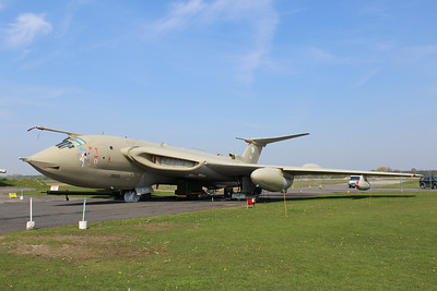 XL231 Handley Page Victor K2 @ Yorkshire Air Museum 21.04.14