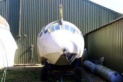 XL160 Handley Page Victor K2 @ Norfolk & Suffolk Aviation Museum 11.09.16
