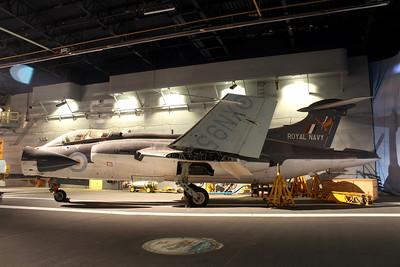 XN957 Blackburn Buccaneer S1 @ Fleet Air Arm Museum 30.05.14