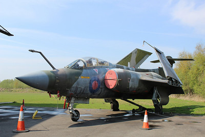 XN974 Blackburn / Hawker Siddeley Buccaneer S2 @ Yorkshire Air Museum 21.04.14