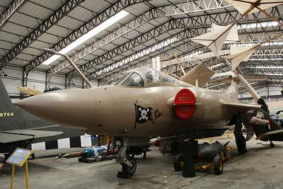 XX901 Blackburn / Hawker Siddeley Buccaneer S2B @ Yorkshire Air Museum 21.04.14