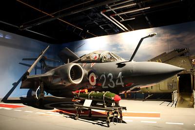 XV333 / 234 / H Hawker Siddeley Buccaneer S2B @ Fleet Air Arm Museum 30.05.14