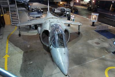 XP980 Hawker P1127 @ Fleet Air Arm Museum 30.05.14
