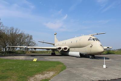 XV250 HS Nimrod MR2 @ Yorkshire Air Museum 21.04.14