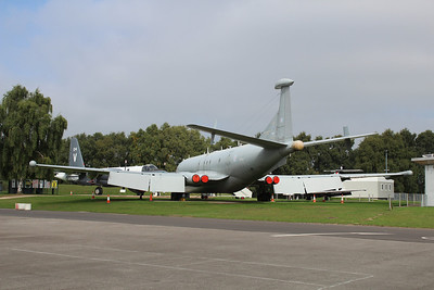 XV249 Nimrod R1 @ RAF Museum Cosford 24.09.13