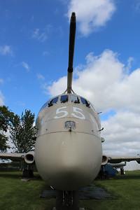 XV255 Nimrod MR2 @ City of Norwich Aviation Museum 25.05.13