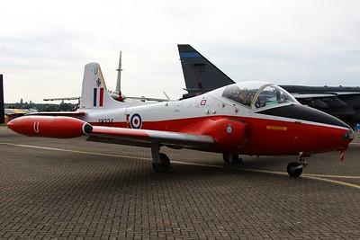 XW324 / U / G-BWSG BAC Jet Provost T5 @ RAF Cosford 19.06.16