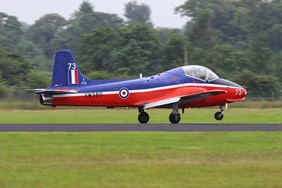 XW289 / 73 BAC Jet Provost T5A @ RAF Cosford 19.06.16